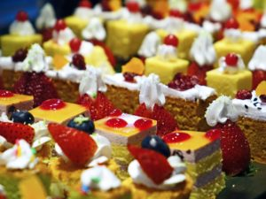 Pałac Kobylin - Ciasta i torty